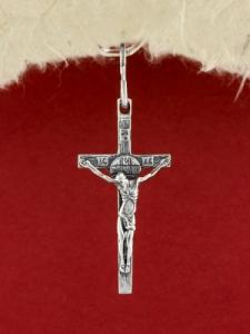Сребърен кръст - P7018.10