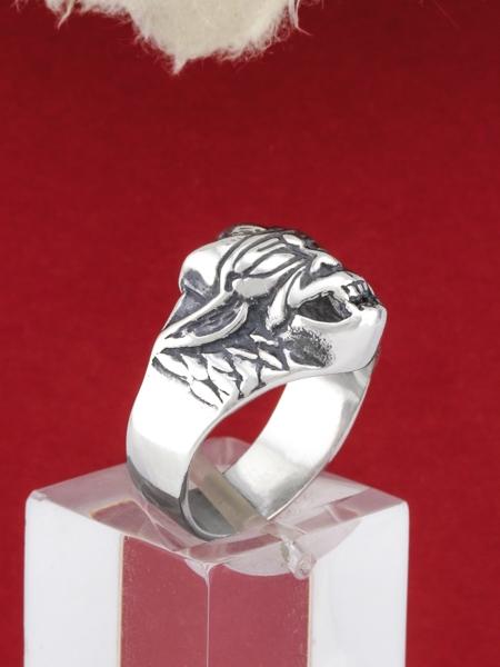 Сребърен пръстен R94