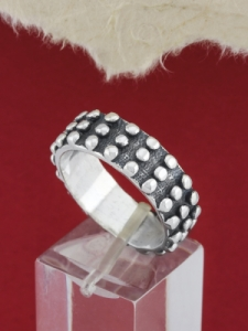 Сребърен пръстен - R6
