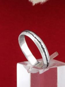 Сребърен пръстен - R105