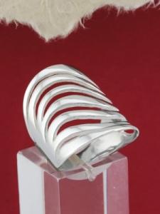 Сребърен пръстен - R120