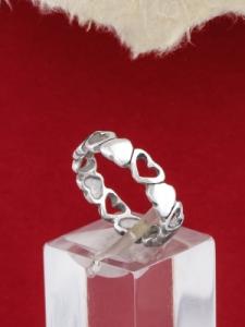 Сребърен пръстен - R127