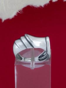 Сребърен пръстен - R143