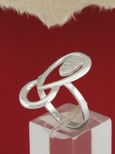 Сребърен пръстен - R163CZ