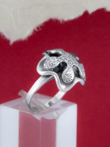 Сребърен пръстен - R205