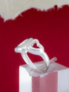 Сребърен пръстен - R207
