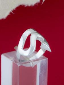 Сребърен пръстен - R209
