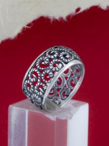Сребърен пръстен - R335