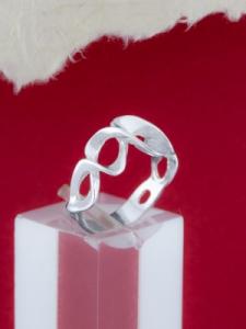 Сребърен пръстен - R224