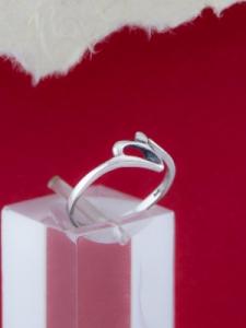Сребърен пръстен - R190