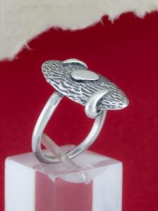 Сребърен пръстен - R212