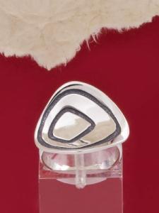 Сребърен пръстен - R230