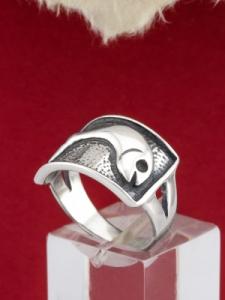 Сребърен пръстен - R702S