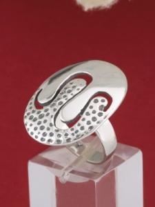 Сребърен пръстен - R718S