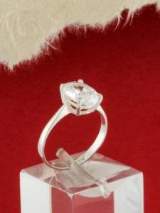 Сребърен пръстен - R302S