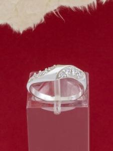 Сребърен пръстен - R323S