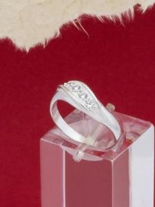 Сребърен пръстен - R520S