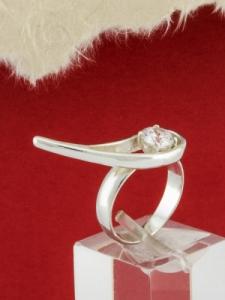 Сребърен пръстен - R713S