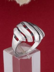 Сребърен пръстен - R735S
