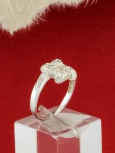Сребърен пръстен - R962S