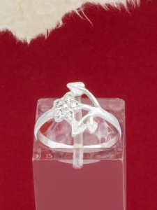 Сребърен пръстен - R1007S