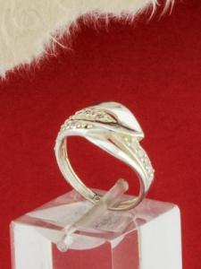 Сребърен пръстен - R1073S