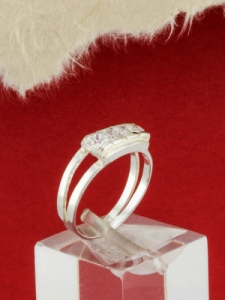 Сребърен пръстен - R1141S