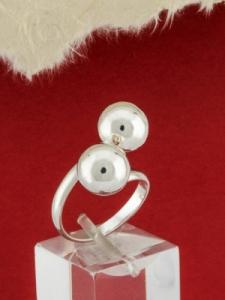 Сребърен пръстен - RH011S