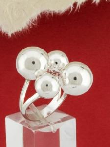Сребърен пръстен - RH013S