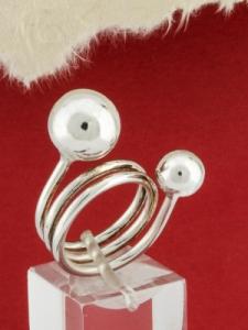 Сребърен пръстен - RH016S