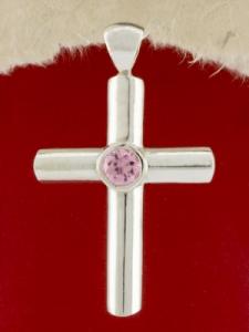 Сребърен медальон - M178S