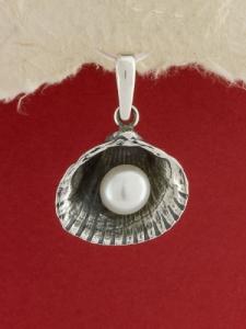 Сребърен медальон Мида - P337