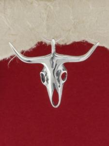 Сребърен медальон - P343