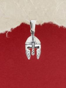 Сребърен медальон - P361