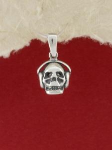 Сребърен медальон - P363
