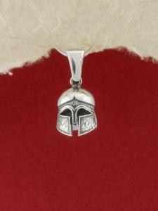 Сребърен медальон - P365