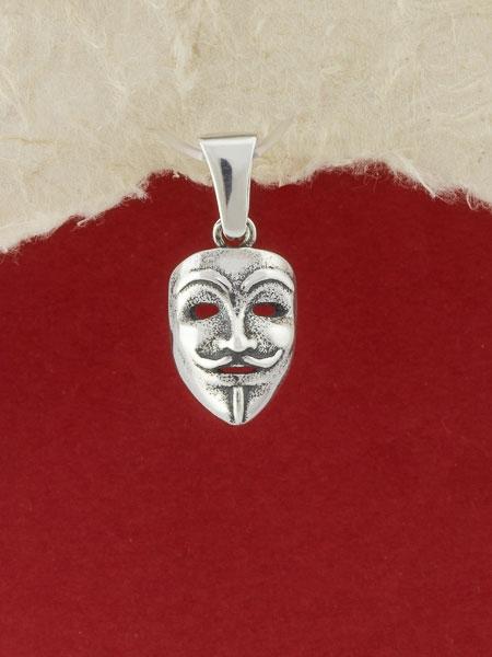 Сребърен медальон - P367