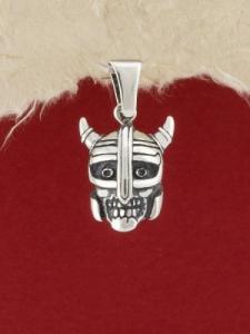 Сребърен медальон - P369