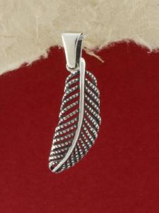 Сребърен медальон - P379