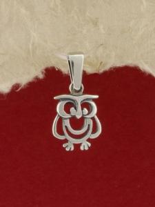 Сребърен медальон - P394