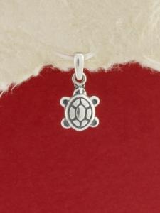 Сребърен медальон - P395