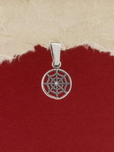Сребърен медальон - P398