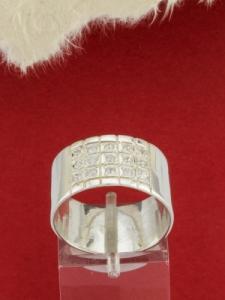 Сребърен пръстен - R154