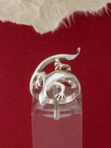 Сребърен пръстен - R150