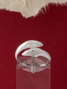 Сребърен пръстен - R183