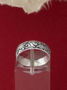Сребърен пръстен - R191