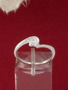 Сребърен пръстен - R239