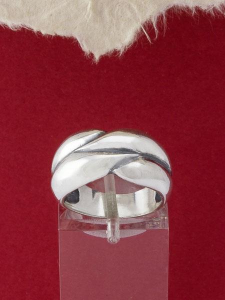 Сребърен пръстен - R340