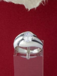 Сребърен пръстен - R347