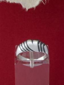 Сребърен пръстен - R349